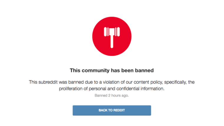 Reddit Has Banned Two Of Its Largest Alt-Right Subreddits