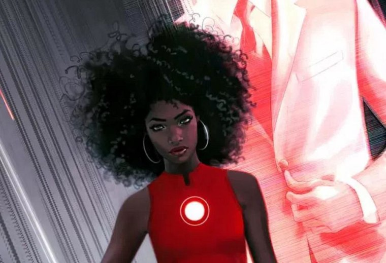 Marvel's New Iron Man Will Be A 15-Year-Old Black Girl