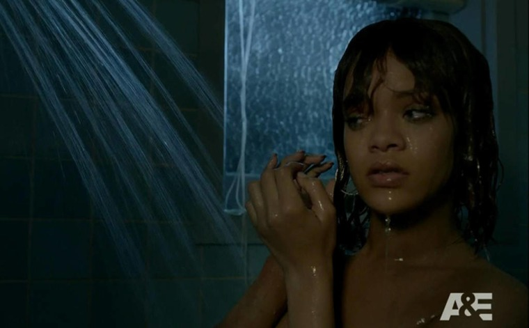 Rihanna Delivered A Twist With Her <I>Bates Motel</i> Shower Scene