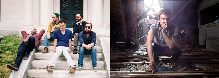 Say Anything And mewithoutYou Covered Each Other's Songs
