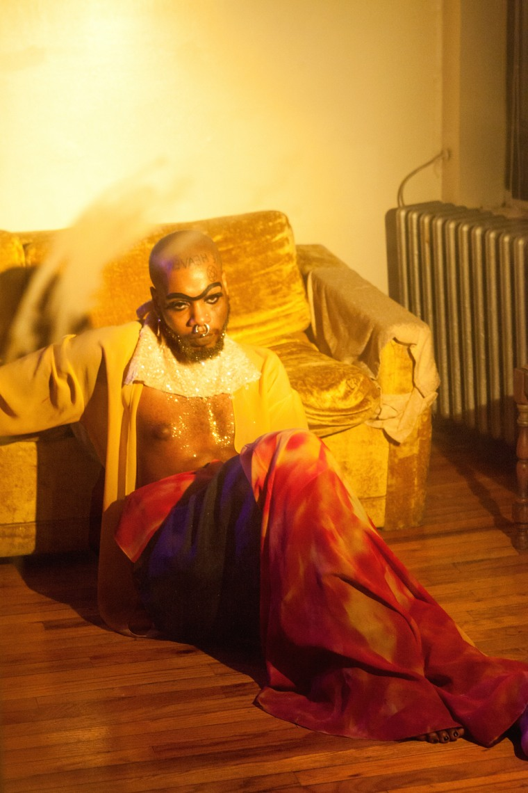 Listen To serpentwithfeet's Startling Debut Single On Tri Angle Records