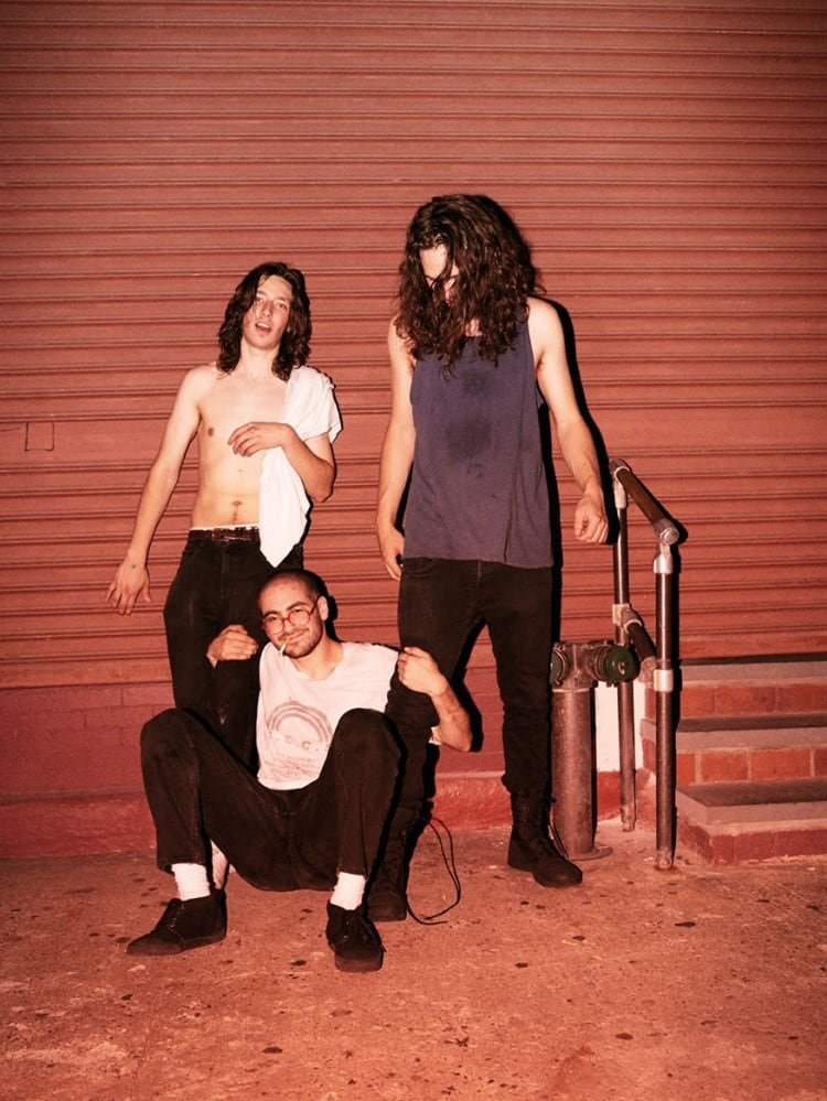 """Listen To Show Me The Body's Forceful New Track, """"Trash"""""""