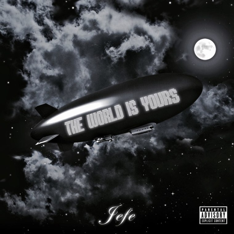 Listen To Jefe's New EP <I>The World Is Yours</i>