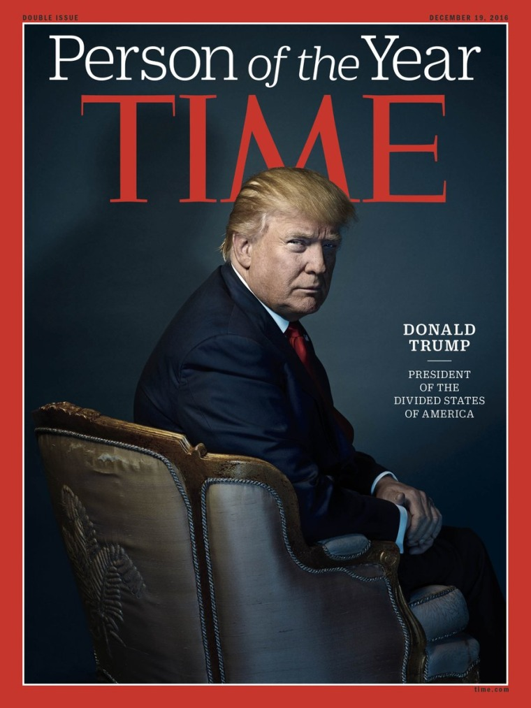 """<i>TIME</i>'s """"Person Of The Year"""" Cover Is More Cutting Than You Think"""
