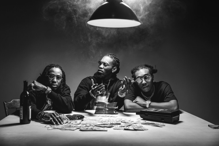 Migos Were Turned Away From Late Night Show Performances Before Donald Glover's Golden Globes Speech