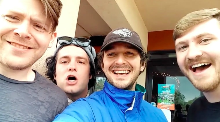 Shia LaBeouf's Latest Project Is A Road Trip Across The U.S. With Strangers