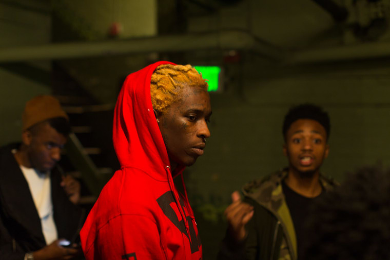 Kanye Reportedly Wants To Make An Album With Young Thug