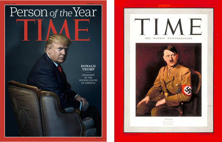 "<i>TIME</i>'s ""Person Of The Year"" Cover Is More Cutting Than You Think"
