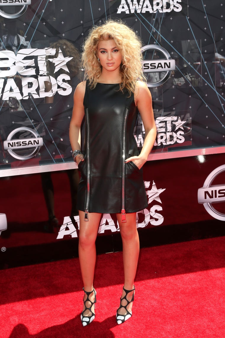 All The Red Carpet Looks From The 2015 BET Awards