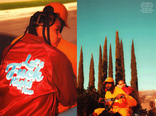 Check Out New Pieces From Golf Wang's Fall/Winter Collection, Photographed By Tyler, The Creator