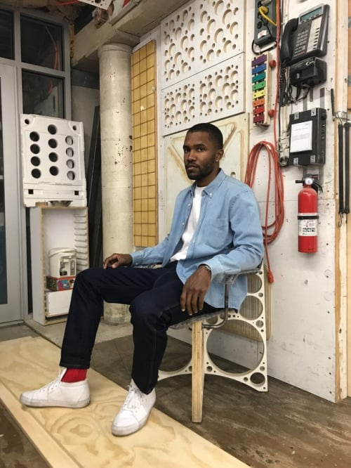 See Frank Ocean's Photos From The Met Gala For <i>Vogue</i>