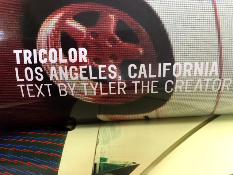 "Read Tyler, The Creator's Poem ""Tricolor"" From <i>Boys Don't Cry</i>"