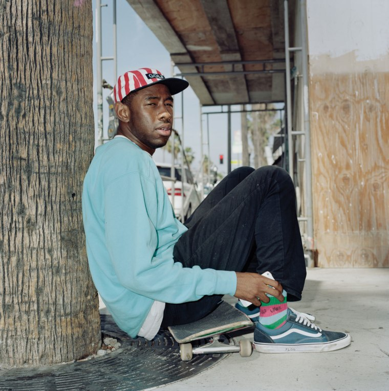 """Tyler, The Creator On Death Grips: """"Put That On And I Can Do Anything"""""""
