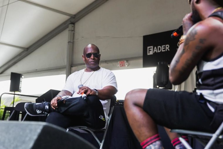 Hip-hop is mourning the death of the legendary podcaster Combat Jack