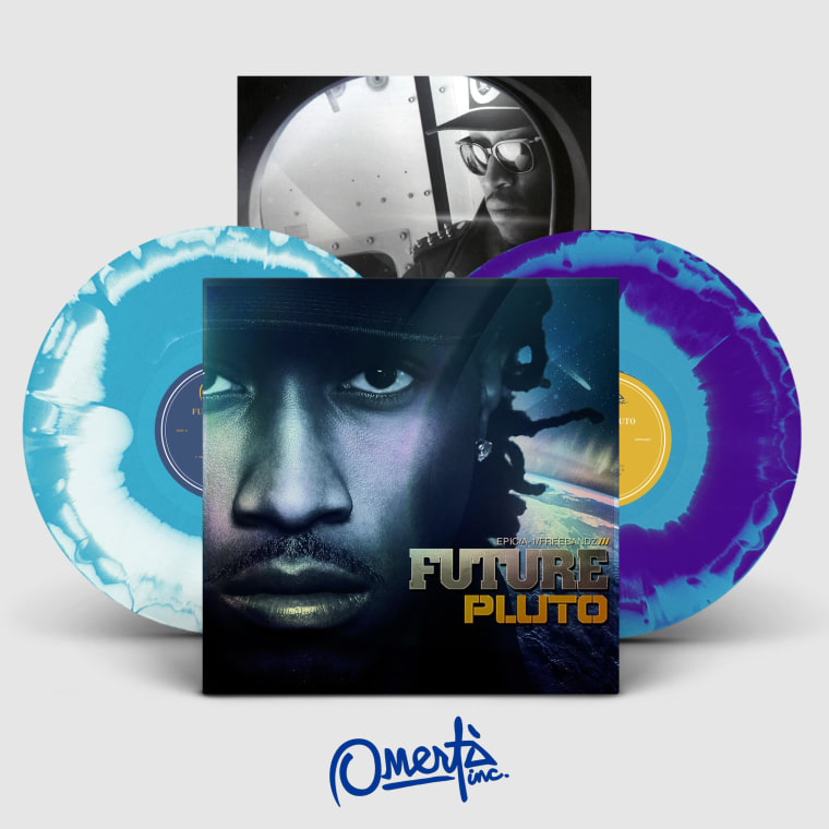 Future's <i>Pluto</i> Will Be Available On Vinyl For The First Time