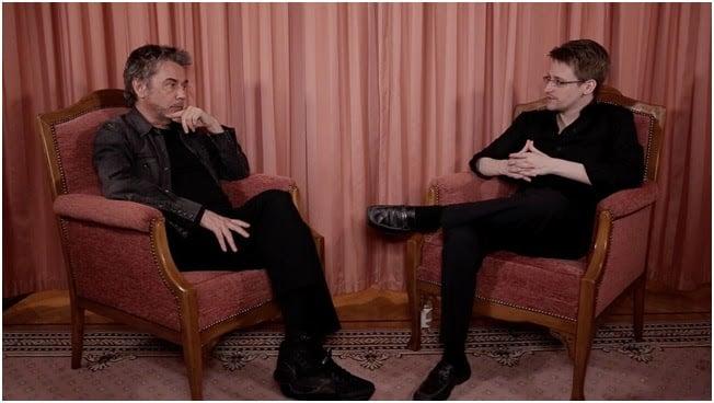 Edward Snowden Is A Featured Vocalist On The New Jean-Michel Jarre Album