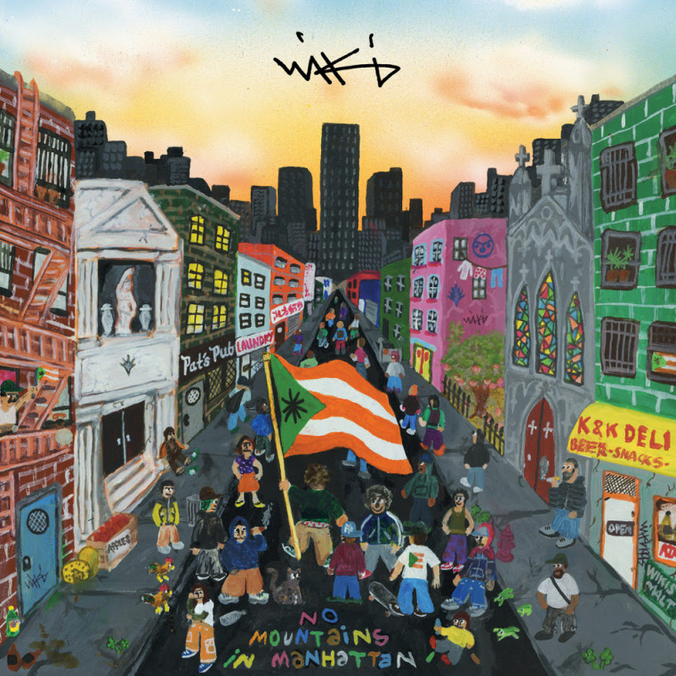 Wiki Announces New Album <I>No Mountains In Manhattan</i>