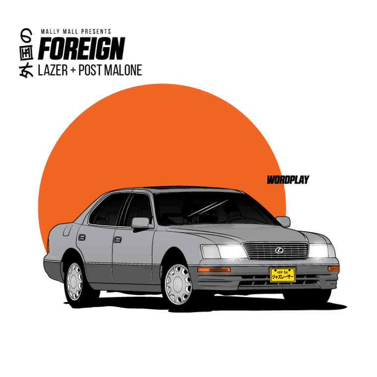 "Listen To Jazz Lazer And Post Malone's ""Foreign"""