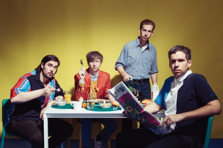 "Parquet Courts dance across New Orleans in ""Wide Awake"" video"