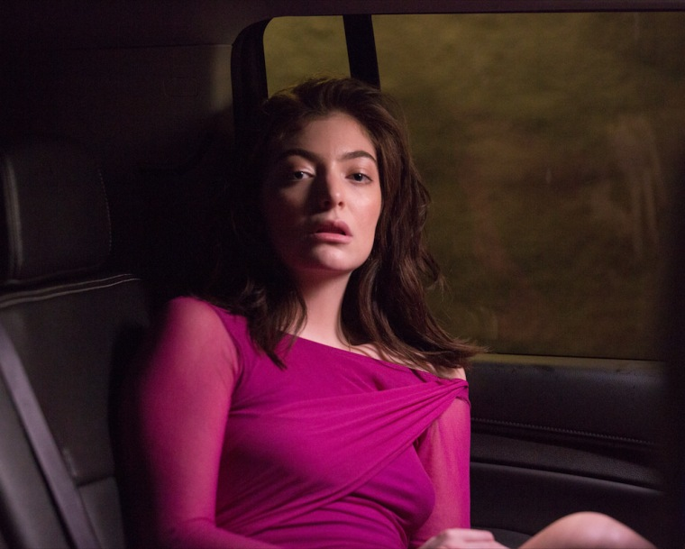 Lorde Co-Produced Every Song On Her New Album <I>Melodrama</i>
