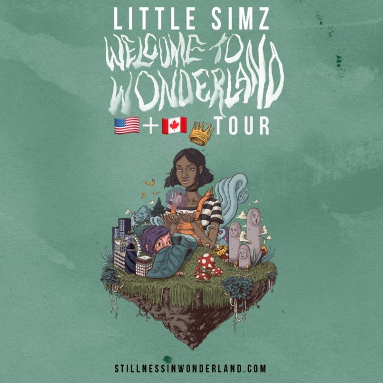 Little Simz Announces North American Tour In Support Of Her <i>Stillness In Wonderland</i> Album