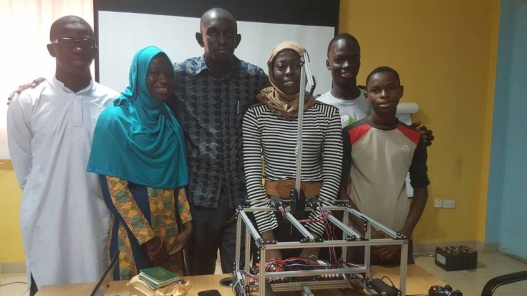 The Gambian Robotics Team Was Denied Visas To Participate In Global Competition
