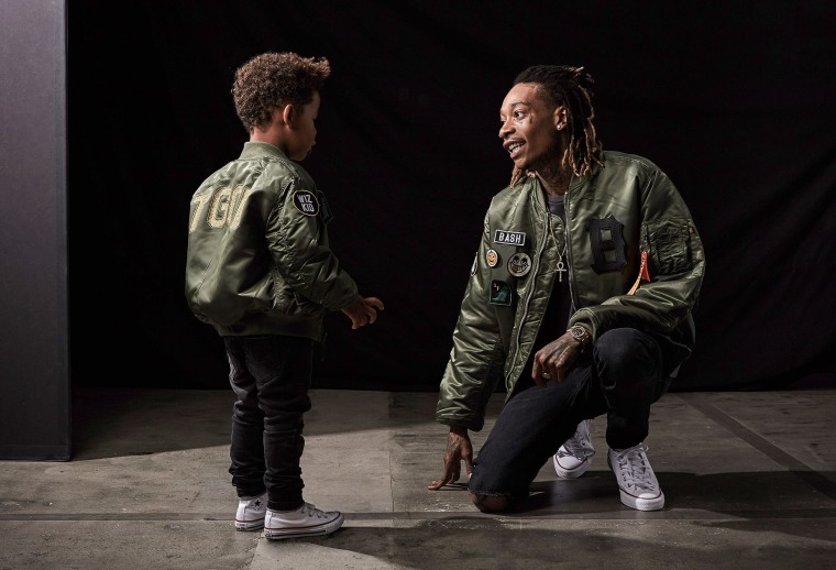 Wiz Khalifa Launches BASH Clothing Line, Inspired By His Son Sebastian