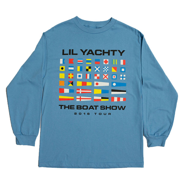 Lil Yachty Debuts New Tour Merch