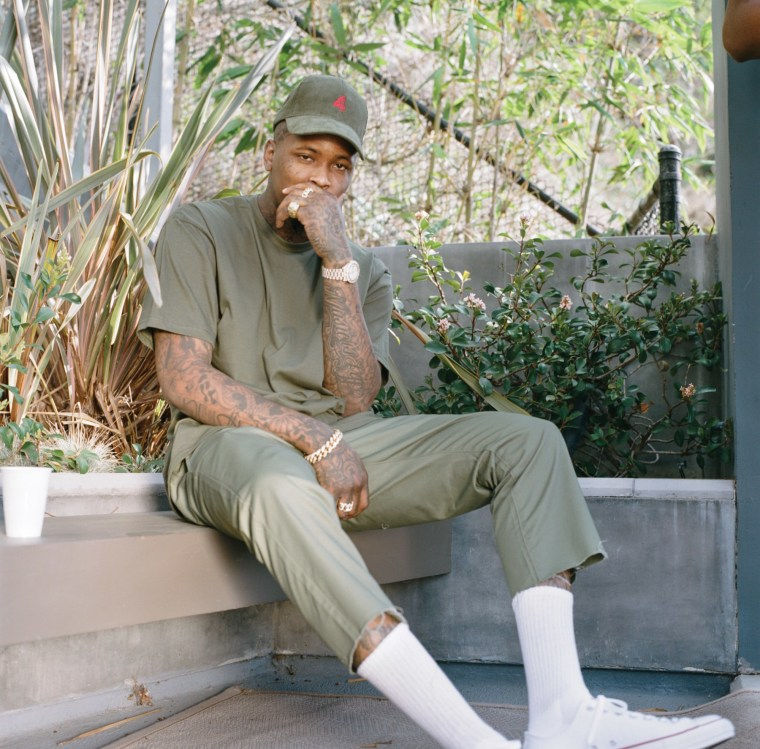 Report: YG Refused To Exit Car After Being Stopped By Police Because He Was Afraid Of Being Harmed