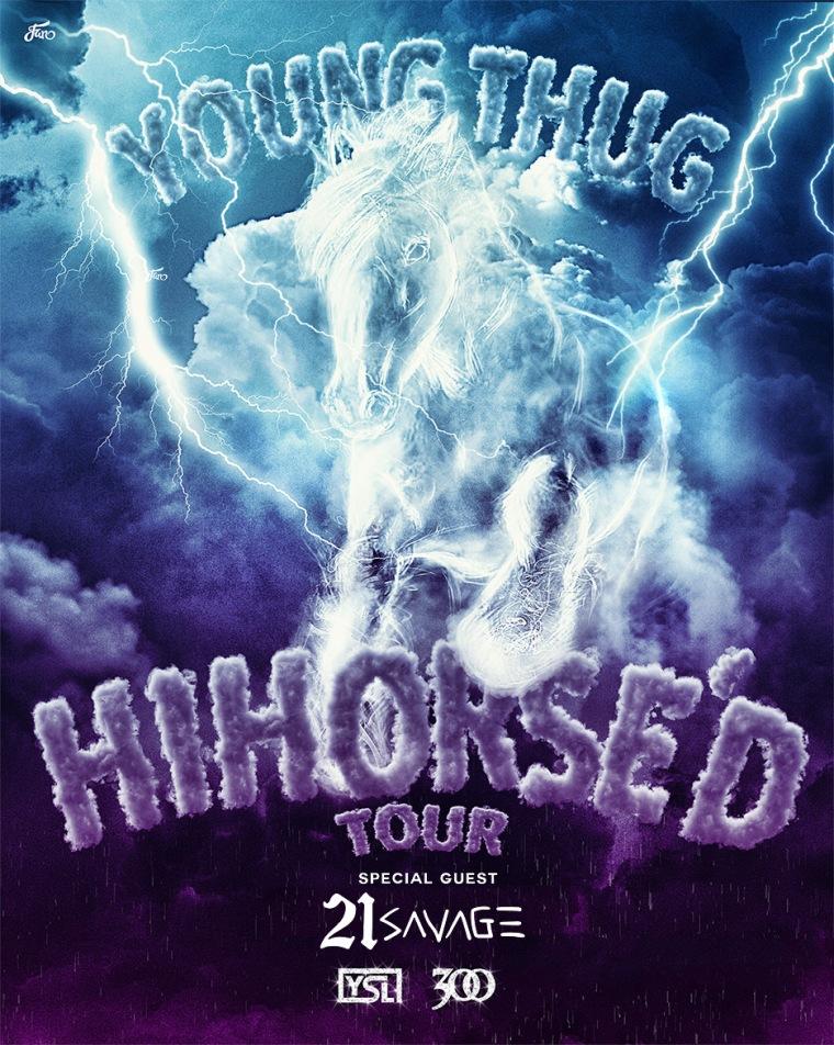 Young Thug And 21 Savage Announce U.S. Tour