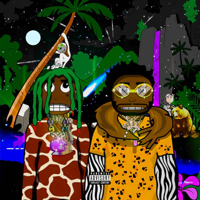 "Lil Uzi Vert Hops On Hoodrich Pablo Juan's ""Zombamafoo"""