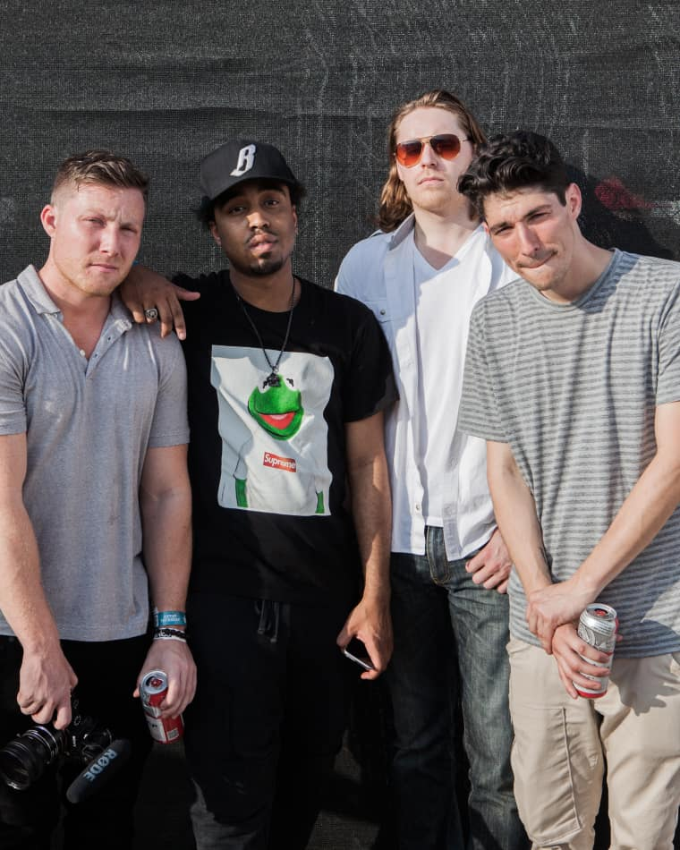 If You Want To Be A Famous Rapper, Here's Everyone You Need In Your Entourage