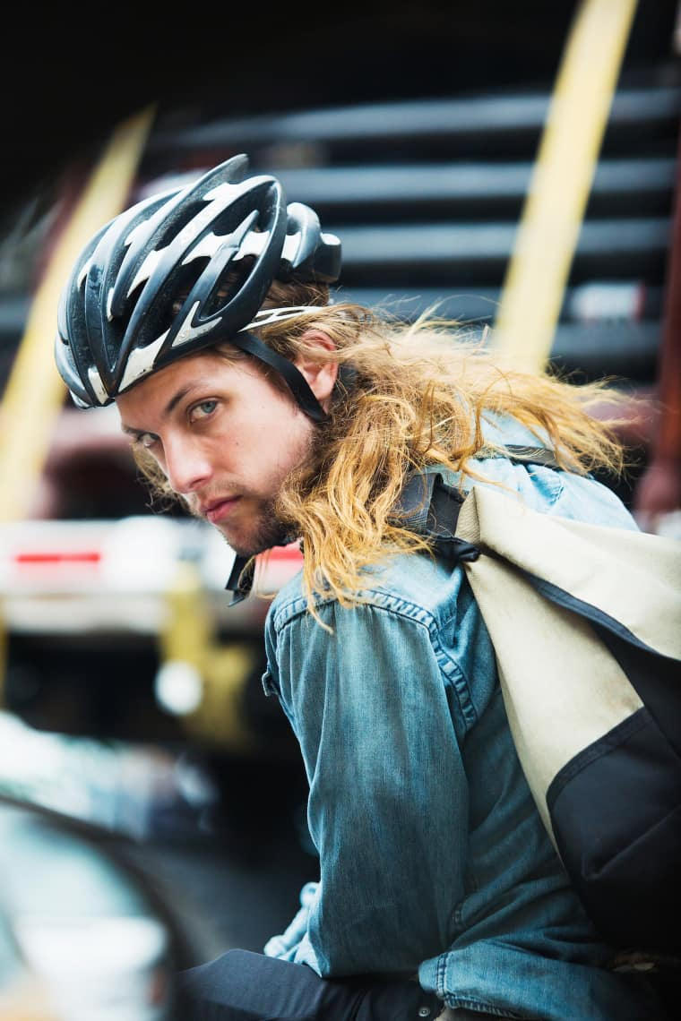 Cooper Ray Explains The Hidden New York That Only Bike Messengers