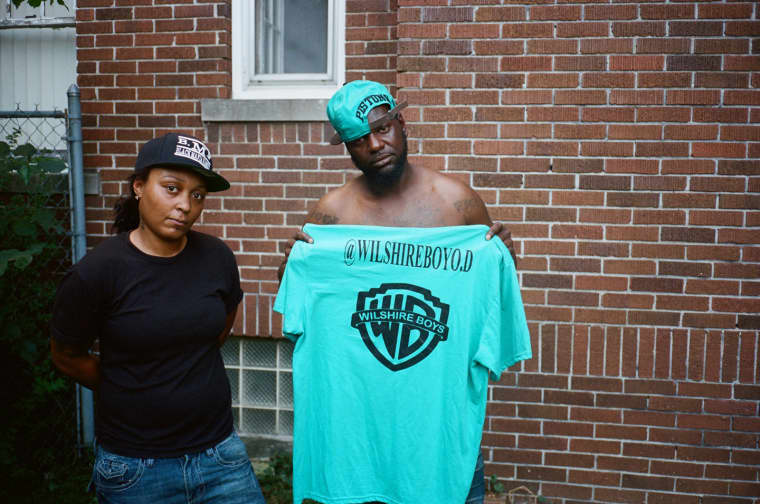 These Are The Faces Of East Side Detroit Rap