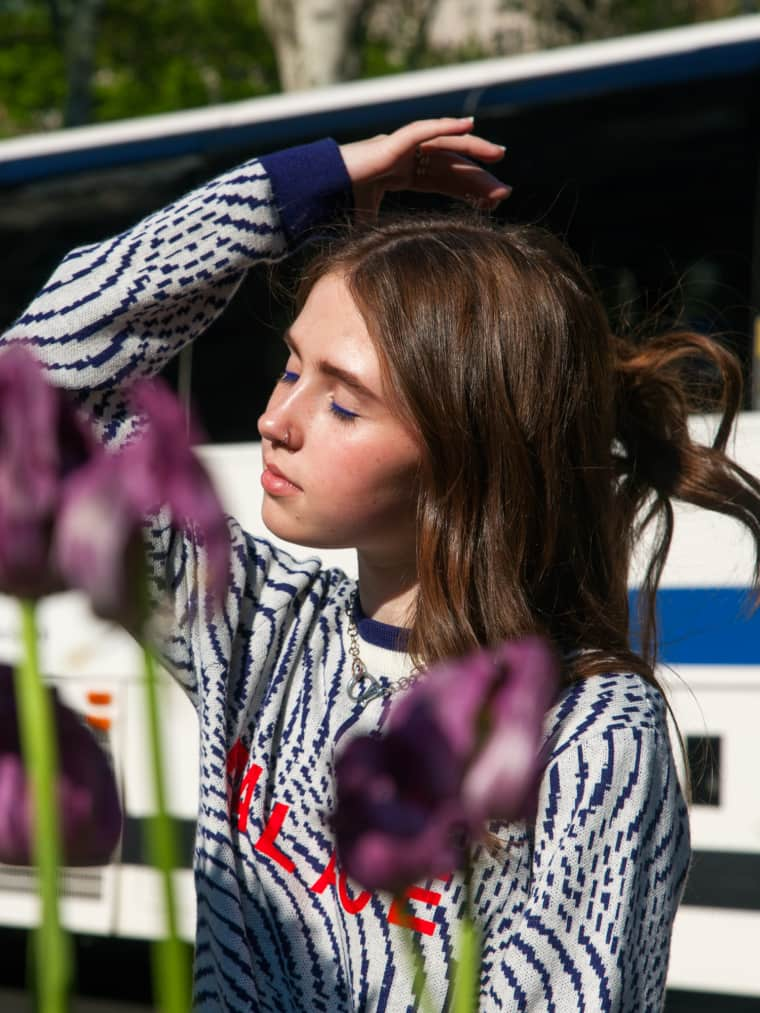 Clairo would like to leave her bedroom now, please