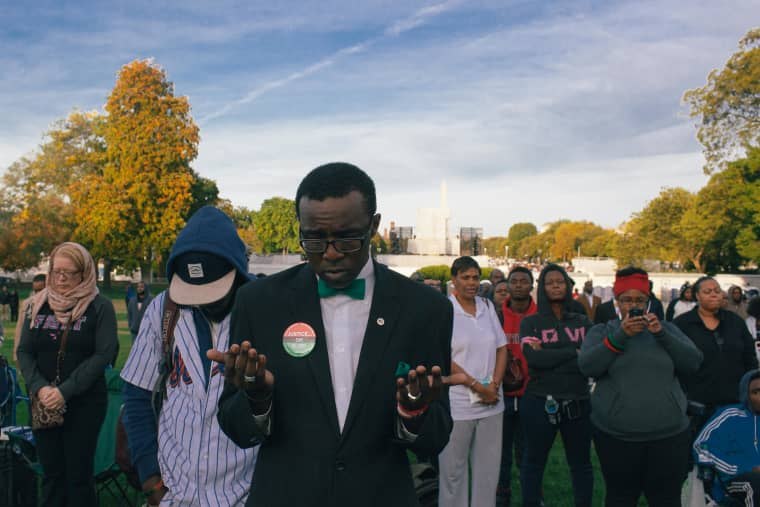 This Is What The 20th Anniversary Of The Million Man March Actually Looked Like
