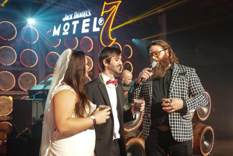 Robbie Rivera Kicks Off Jack Daniel's Motel No. 7 In Miami