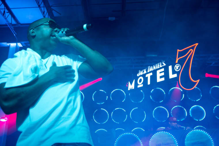Ja Rule Was Stellar At Jack Daniel's Motel No. 7 In Miami