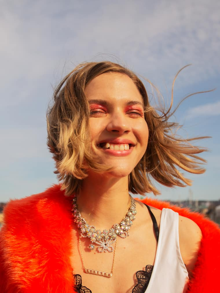 Nine years into her pop career, Tove Styrke is more confident than ever