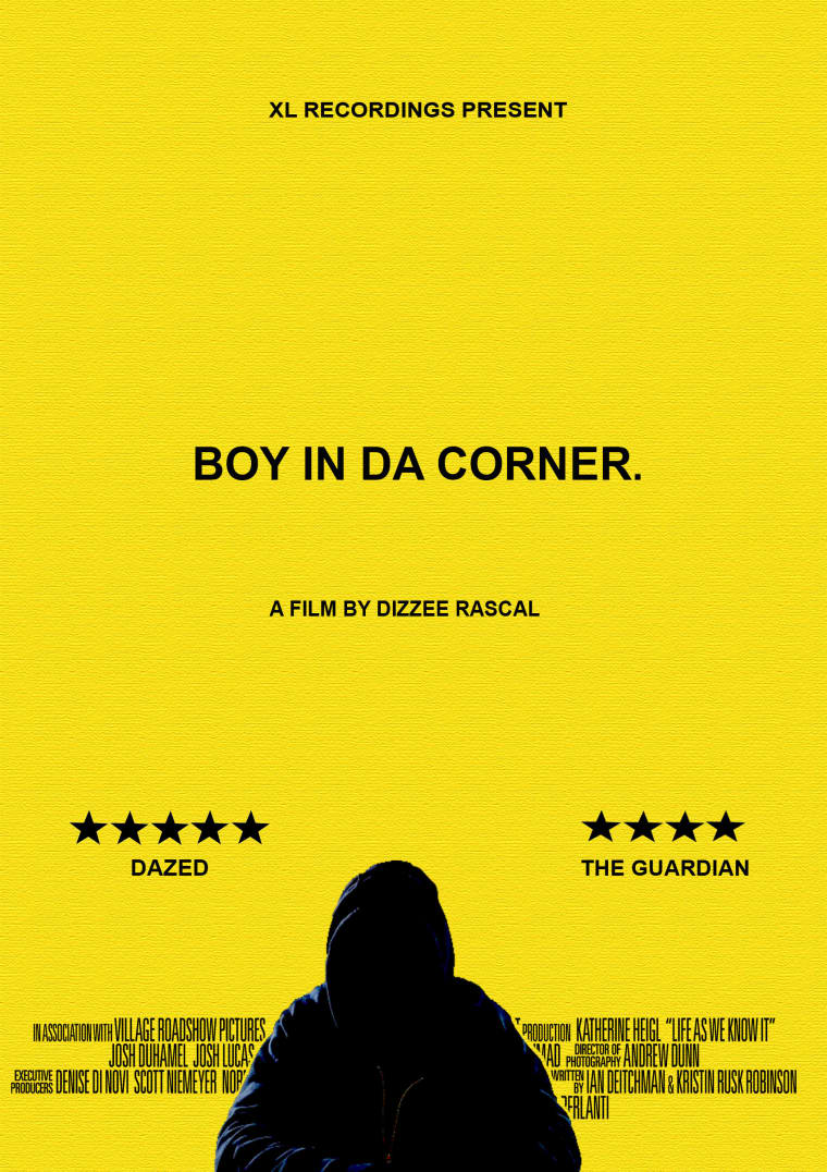 This London Teenager Turned Your Favorite Grime And U.K. Rap Songs Into Stunning Movie Posters