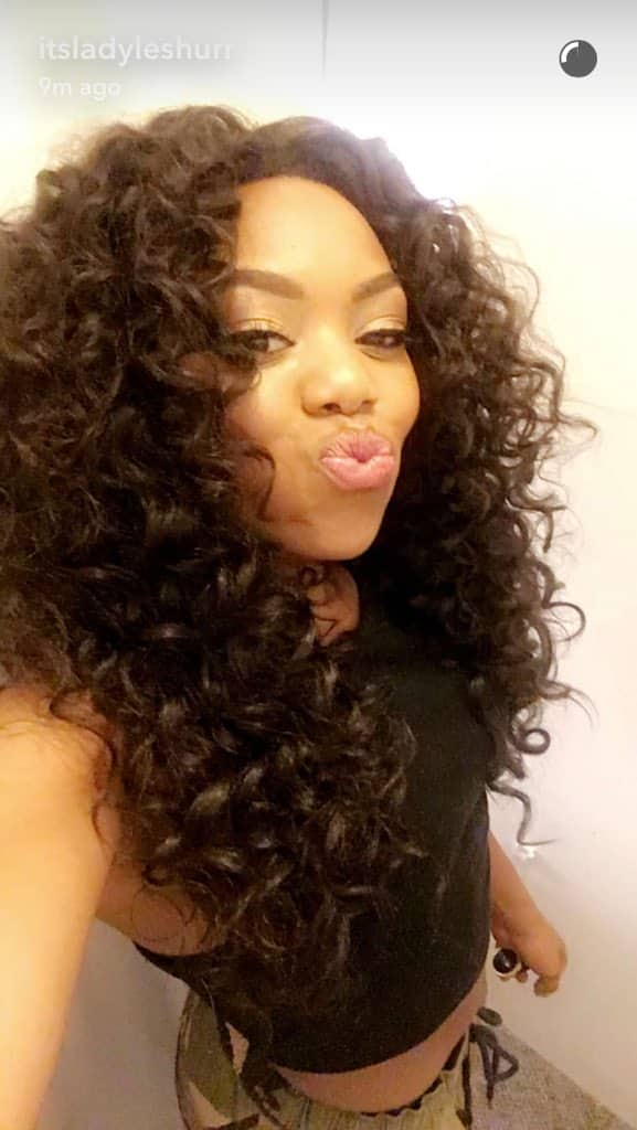 Lady Leshurr Explains How You Can Kill It On Snapchat, Too