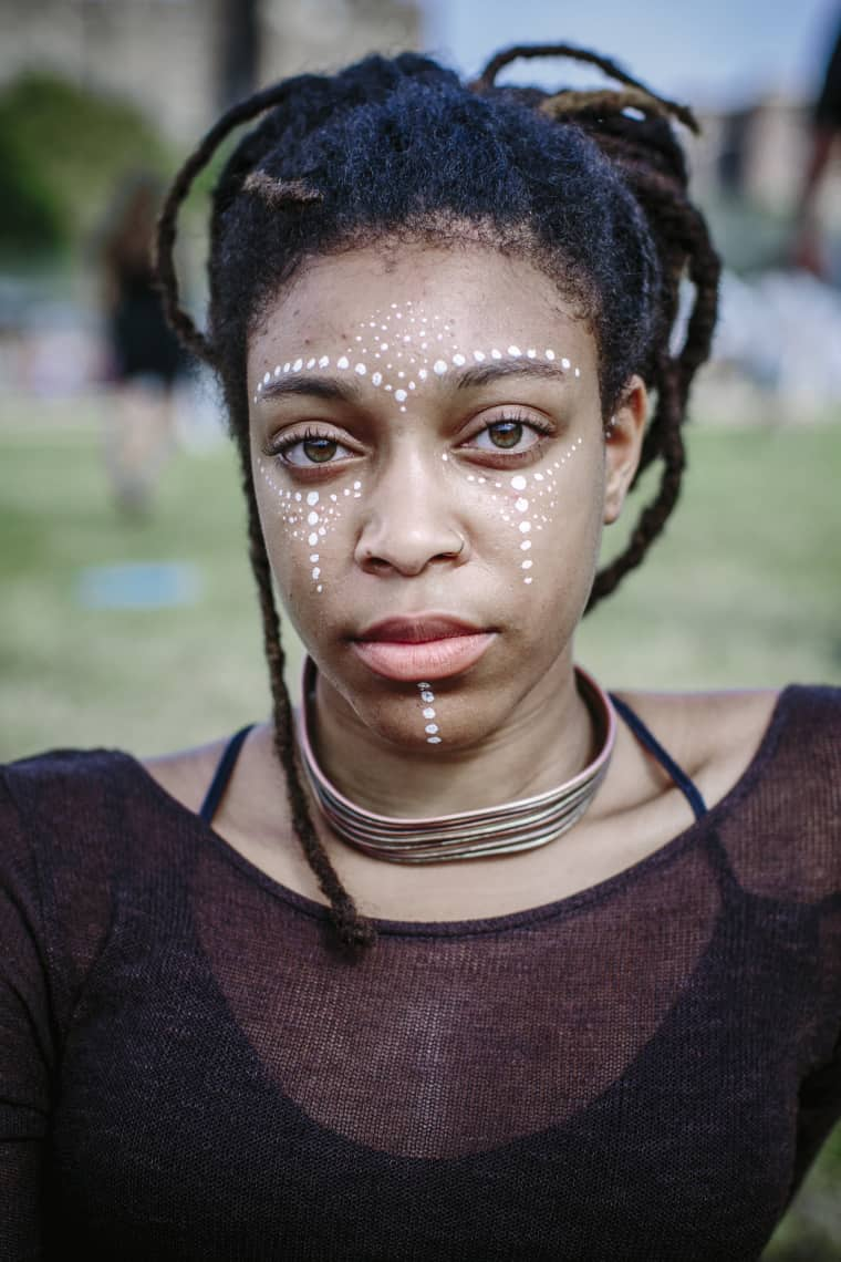 28 Portraits That Prove Afropunk Is The Most Stylish Festival On Earth