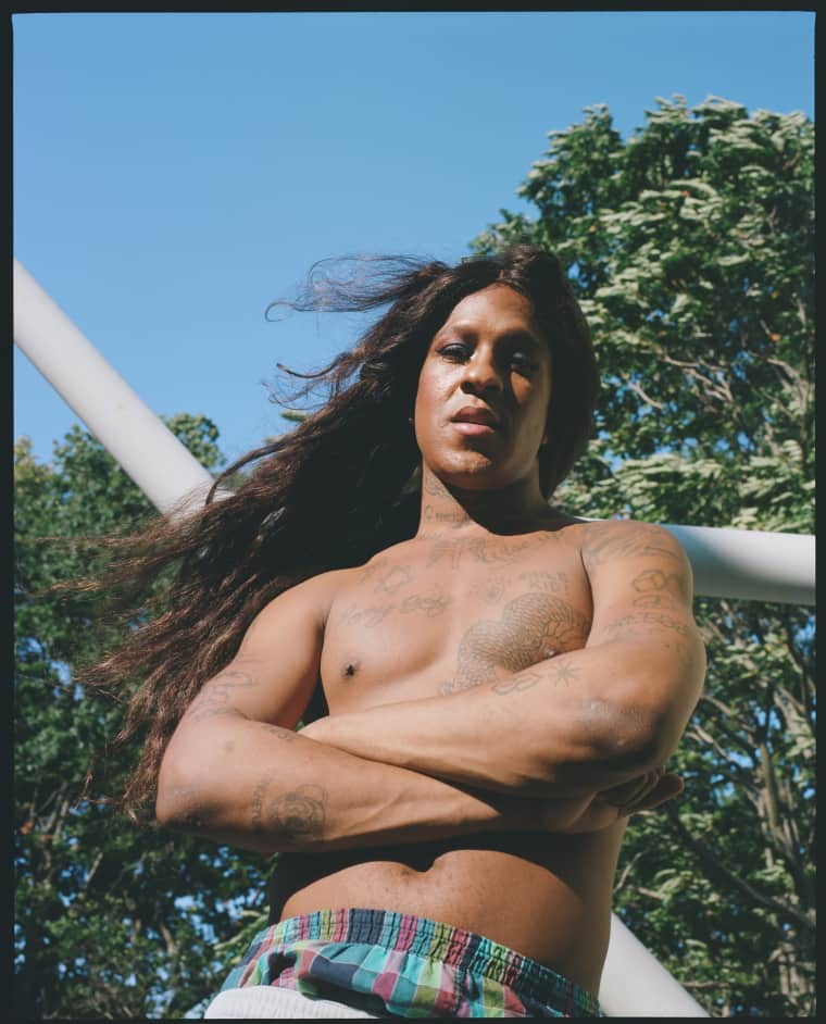 Mykki Blanco Is A Health Nut. Because Who Can Afford To Be Sick?