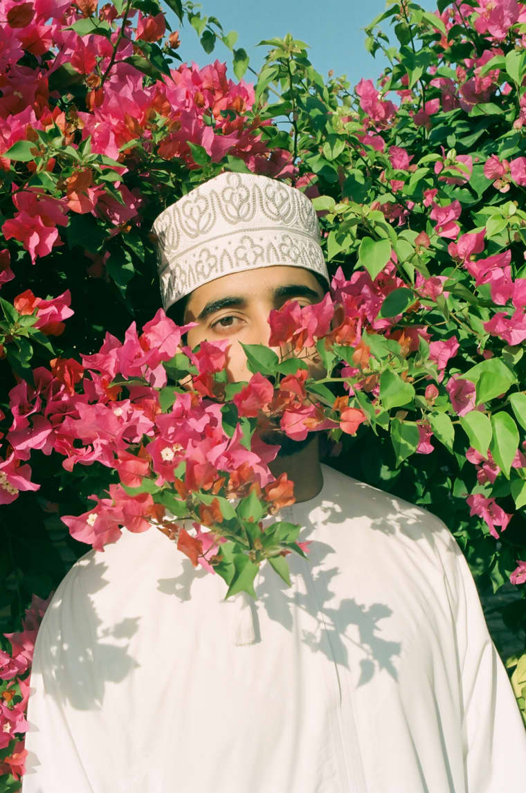 Meet Cheb Moha, The Artful Nomad Nurturing The Middle East's Burgeoning Creative Scene