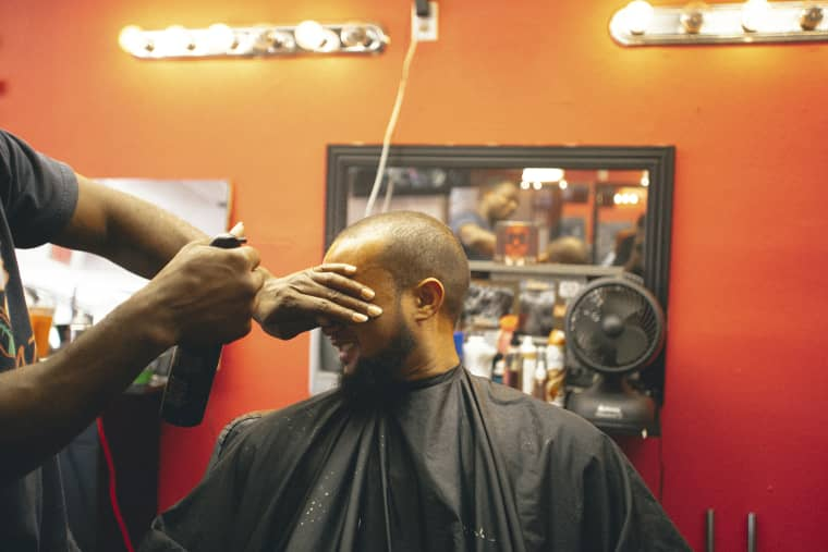 5 black barbers on why barbershops are sacred spaces