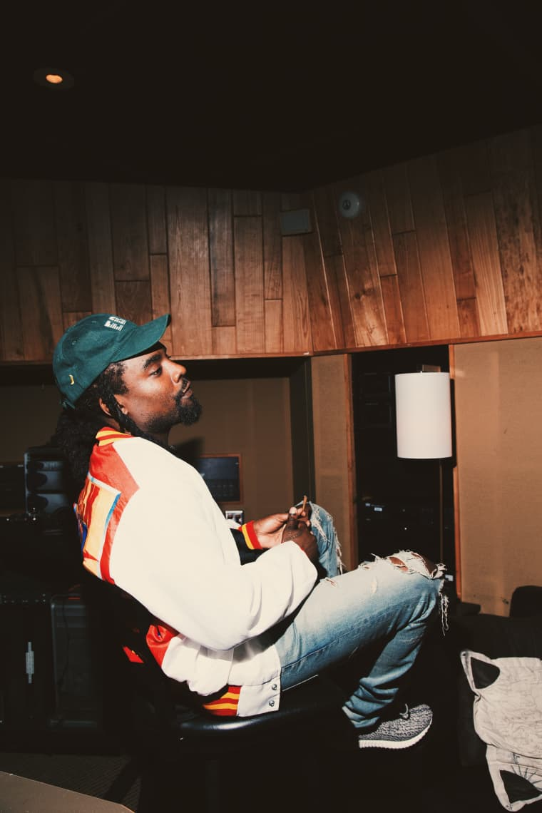 Wale Has Been Hated On And Idolized, And Now He Just Wants To Shine