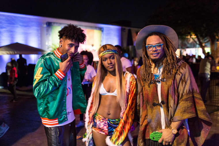 See SuperDuperKyle and MadeinTYO sauce it up at The FADER's Boom Basel party