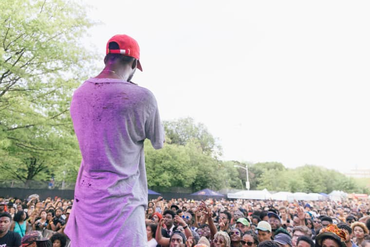This Year's Afropunk Performances Were Absolutely Gorgeous