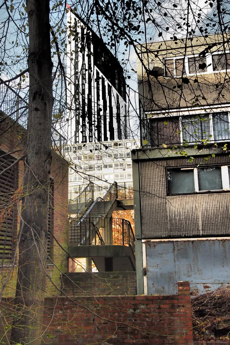 These photos show the true beauty of London's most infamous housing block