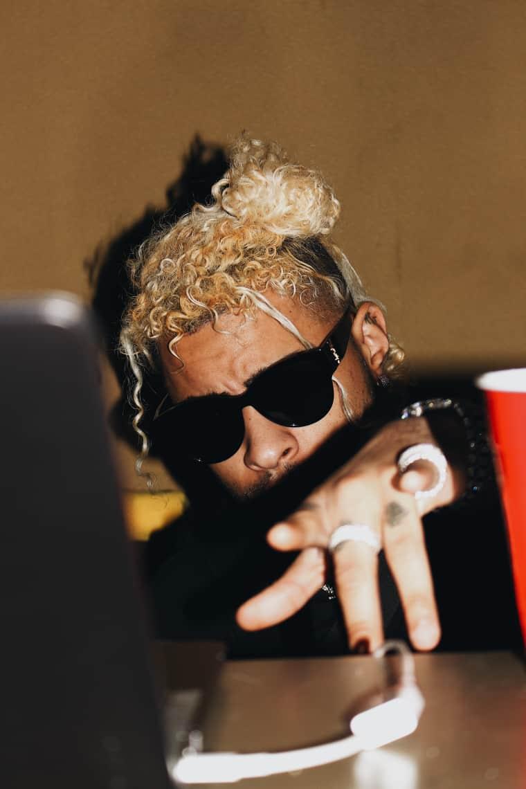 Meet Ronny J, the aggro rap producer rupturing eardrums